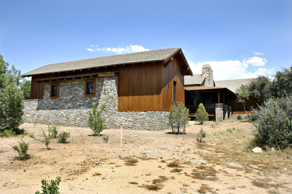 Rustic Ranch Homes