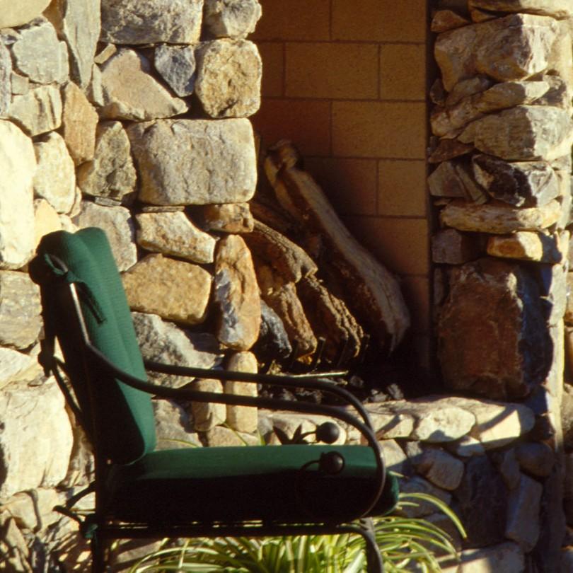 Exterior Chair