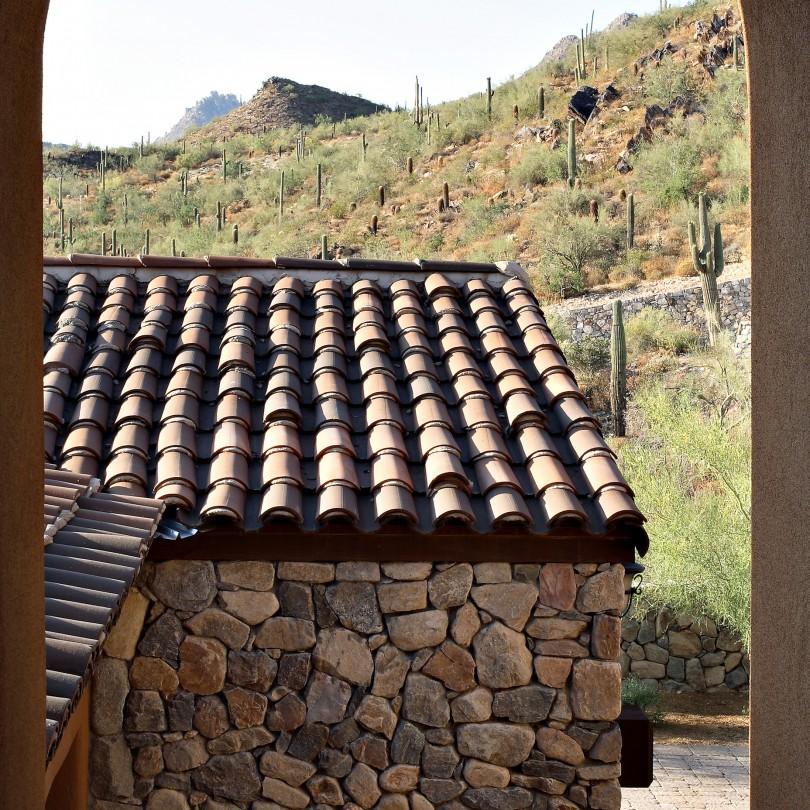 Roof Vignette