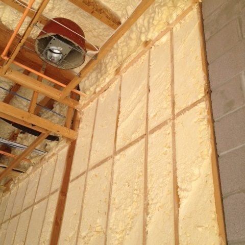 Open Cell Foam Insulation