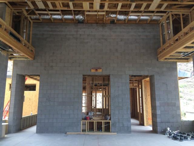 Great Room Wall Framed