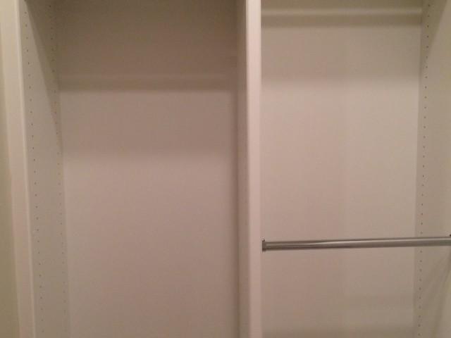 Bathroom #2 CLoset