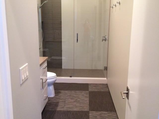 Exercise Room Bathroom