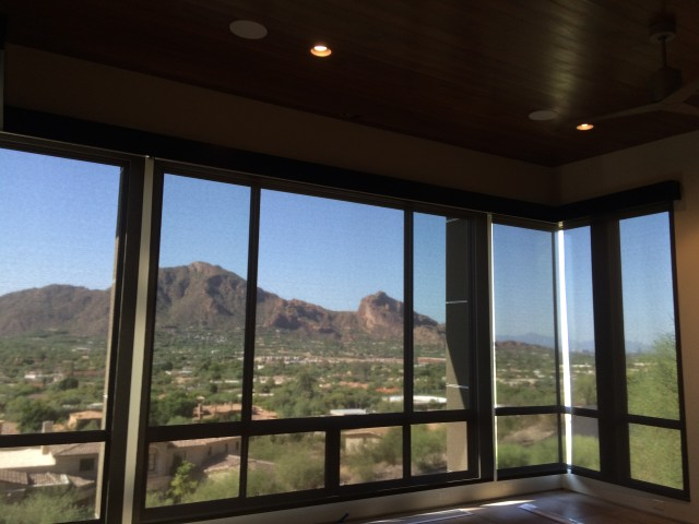 Master Bedroom View Camelback.