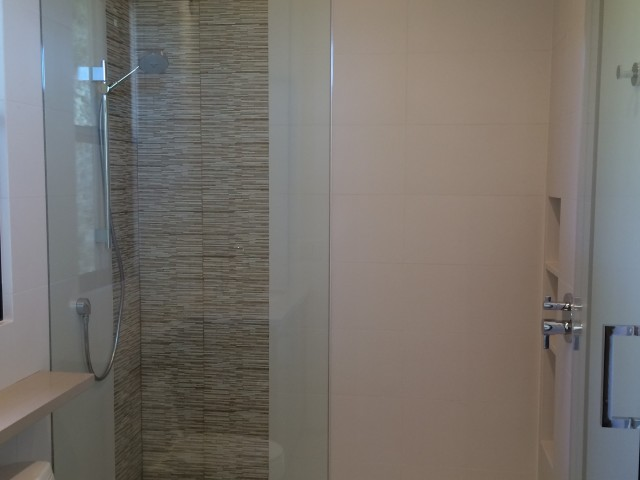 Her Office Bathroom Shower