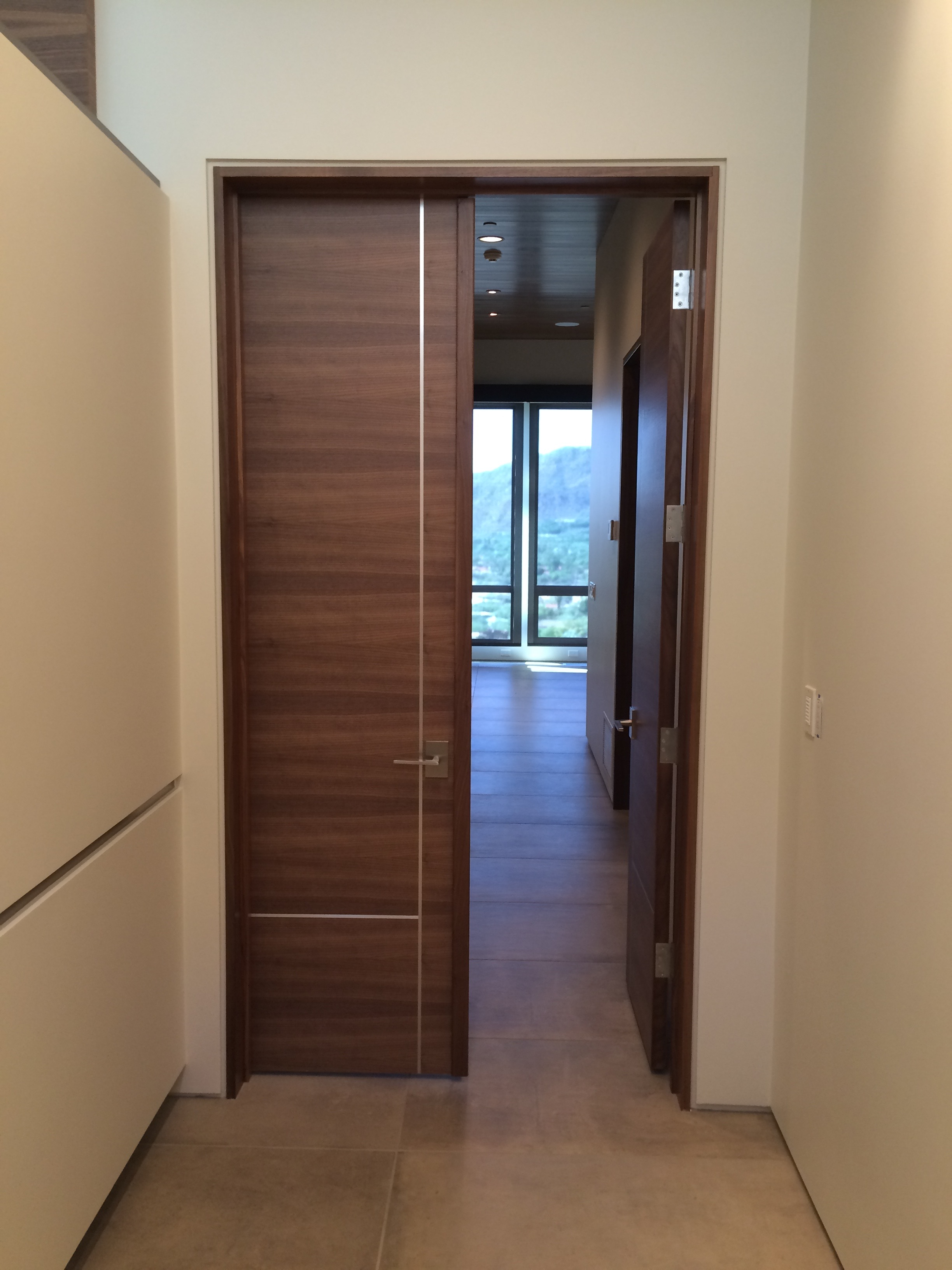 master bedroom doors beautiful paradise valley contemporary home fisher 12267