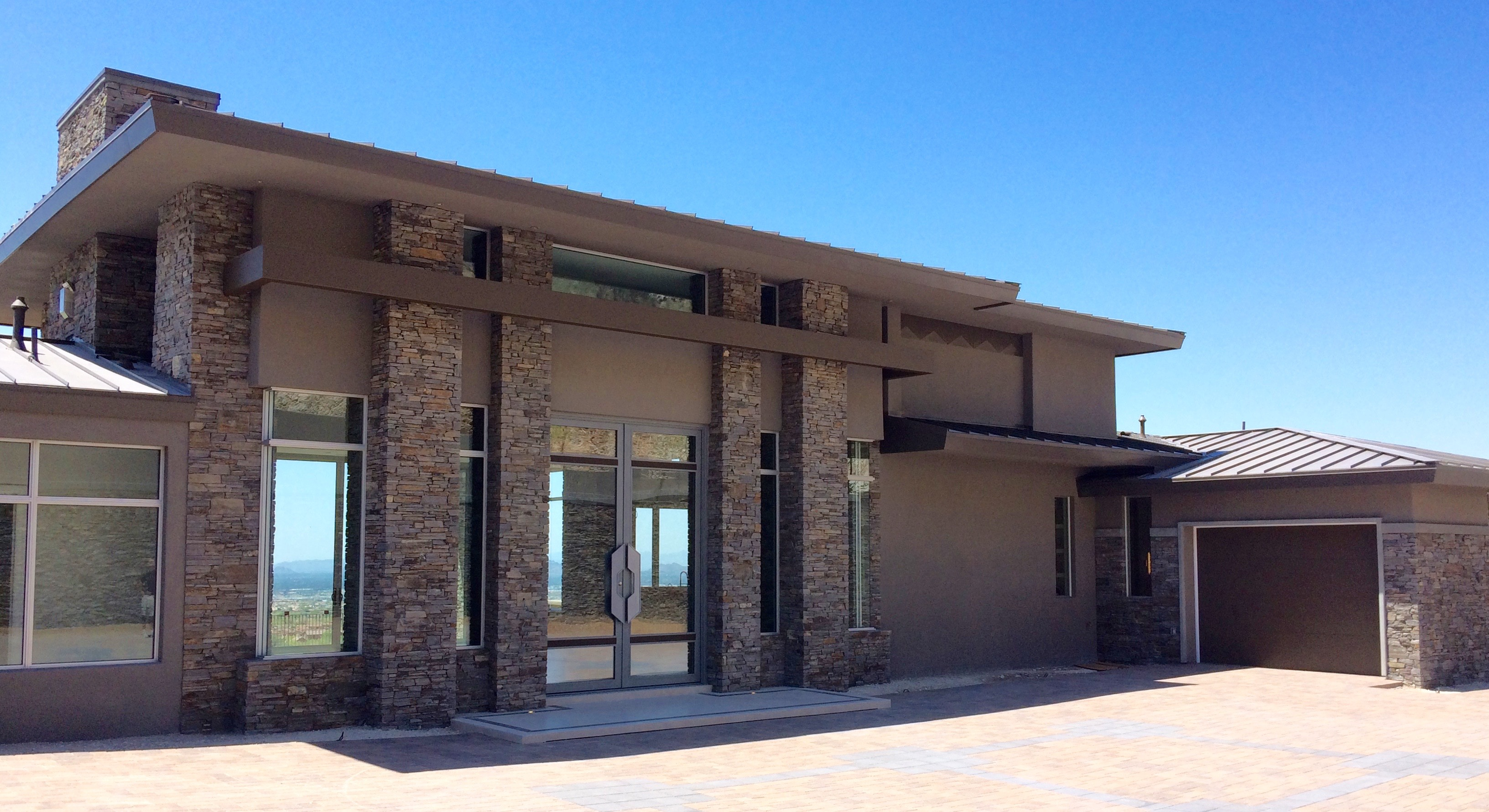 Magnificent home in dc ranch fisher custom homes for Custom ranch home builders maryland